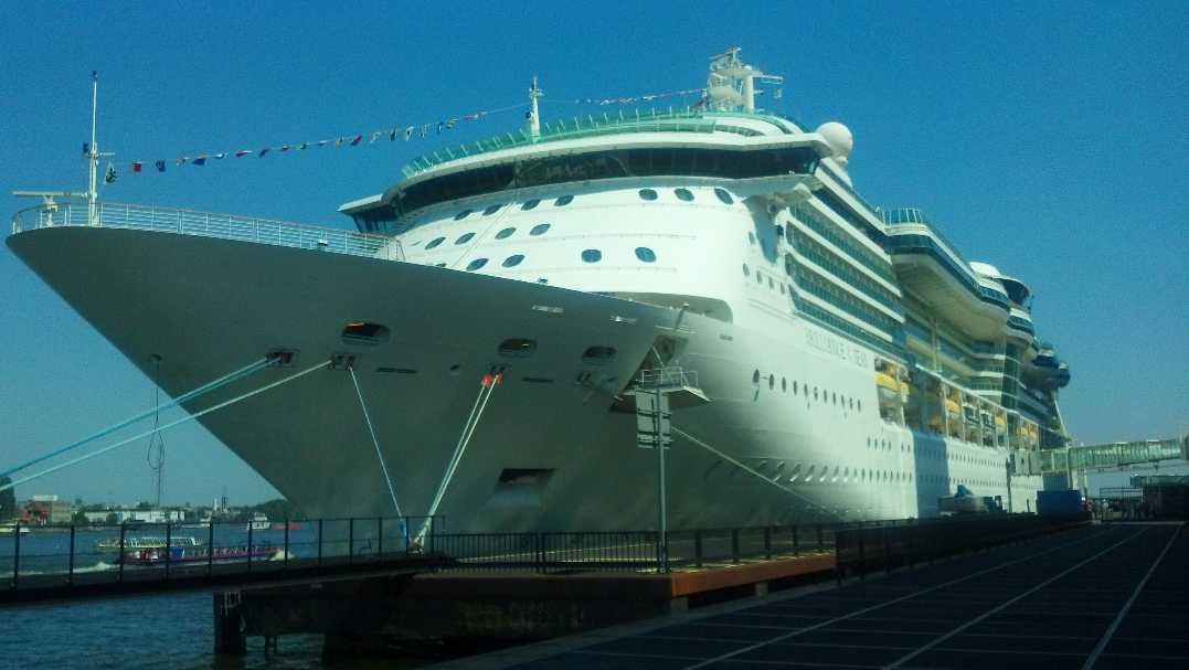 2012 07 RCCL Brilliance of the Seas COMING SOON